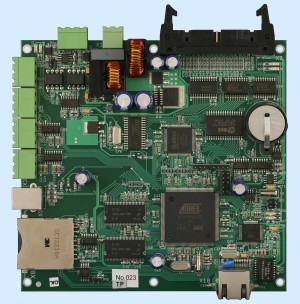 CpuArm01 – Processor board with ARM9 180MHz