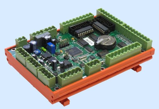 CTB03 - Procesor unit with AVR 16MHz.